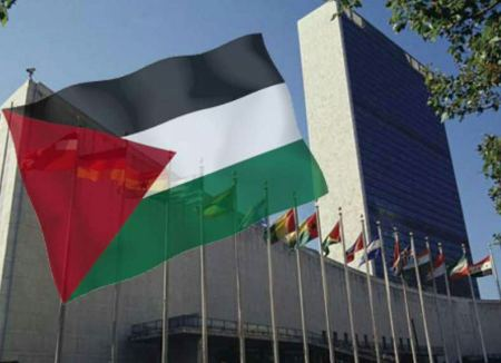 Palestine, Arab diplomats meet members of the International Quartet to revive the peace process