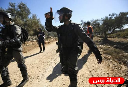 Israeli forces crackdown on anti-settlement protest east of Nablus