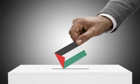 Elections Commission chairman discusses upcoming elections with Palestinian political factions