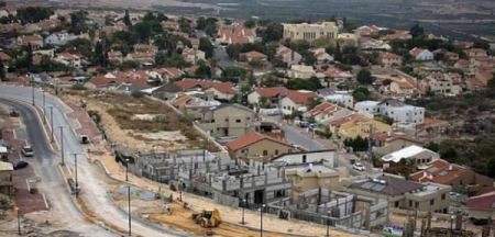 Israel declares large swaths of land south of Hebron