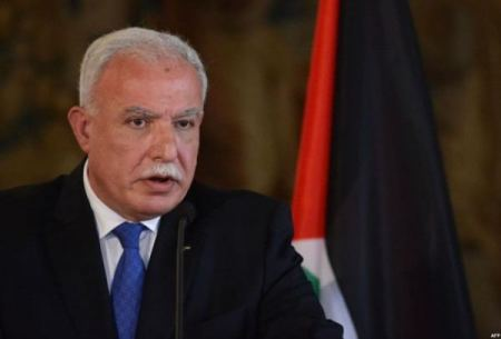 Foreign Minister urges ICC Prosecutor to begin immediate investigation of Palestinian situation