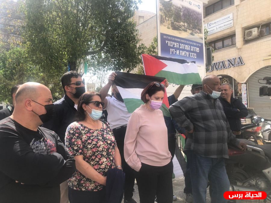 Occupation forces ban a press conference for Palestinian candidates in Jerusalem