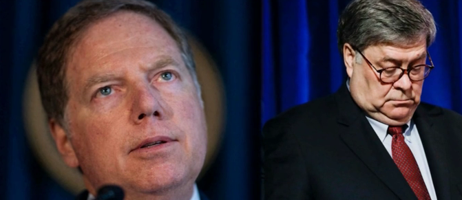 Who is Geoffrey Berman, the ground-breaking US lawyer declining to step down?
