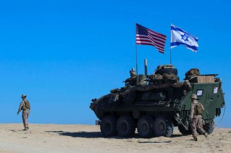 J Street urges Senators to prevent US military assistance from being used by Israel for annexation