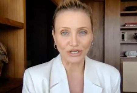 Cameron Diaz uncovers why she quit acting in meet with Gwyneth Paltrow