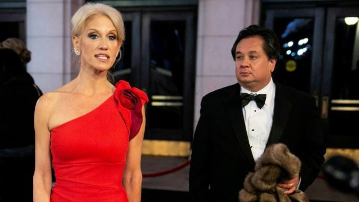 Kellyanne Conway to go out before political decision