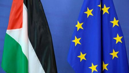 EU contributes €10.5 million for Palestinians' August salaries, calls for unconditional transfer of tax funds
