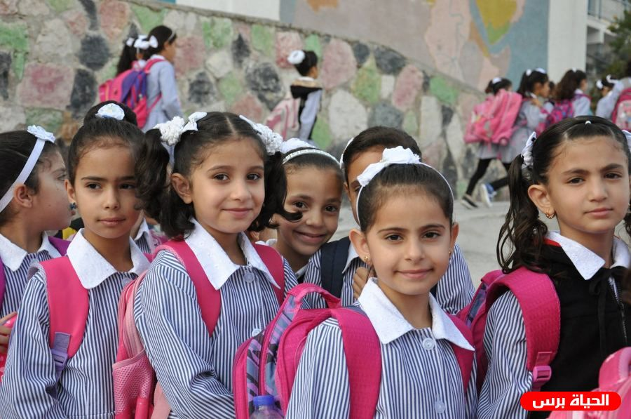 School year in Palestine to start tomorrow with more than 1.3 million students despite coronavirus pandemic