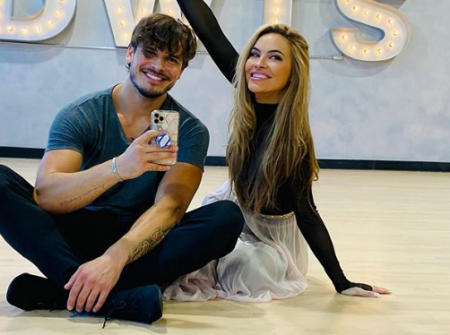 Chrishell Stause uncovers she was 'destitute for seven days' in passionate visit in front of DWTS execution
