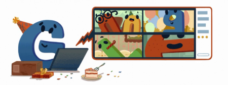 Google celebrates 22nd birthday, together yet from a good ways