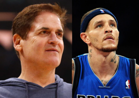 A viral photograph indicated previous NBA star Delonte West destitute. Imprint Cuban discovered him and got him.