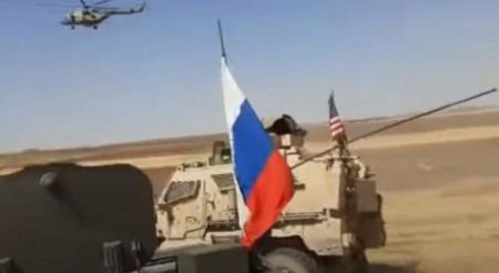Syria war: US conveys fortifications to Syria after Russia conflicts