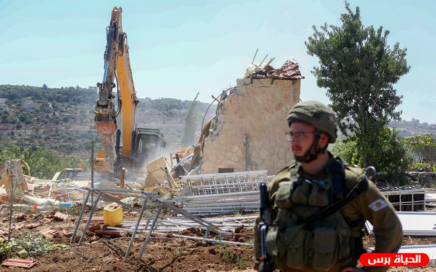 UN:Unlawful demolitions in the West Bank spike during COVID-19