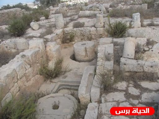 Israel to seize archeological Palestinian area in north of the occupied West Bank