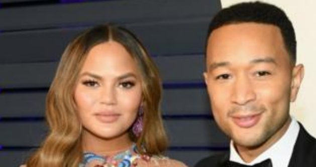 Chrissy Teigen and John Legend discuss 'profound torment' of losing infant