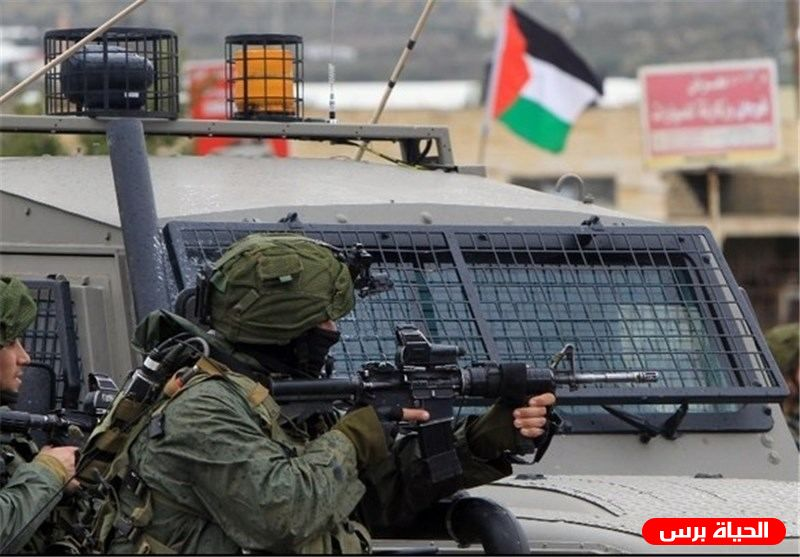 Occupation forces injure three Palestinians in Kafr Qaddum