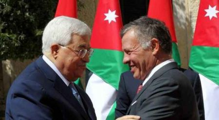 President Abbas, King Abdullah of Jordan discuss the Palestinian cause, mutual relations