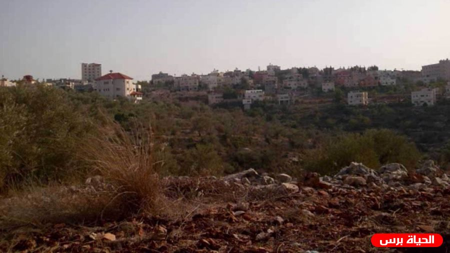 Palestinians denied access to lands threatened with confiscation west of Salfit