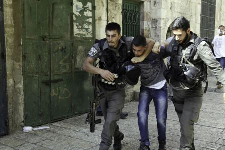Israeli prison guards beat up, injure minor Palestinian detainee for saying he felt unwell - commission